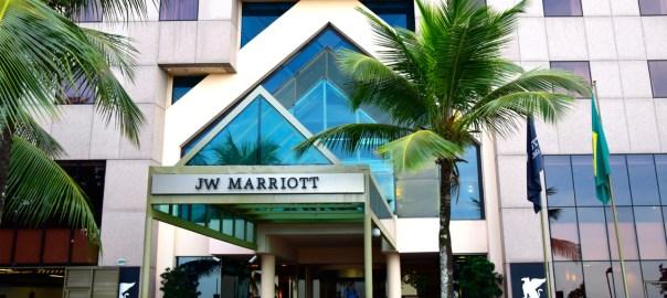 JW Marriott Rio De Janeiro Header