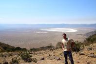 Ngorongoro Crater David