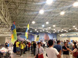 Rio Airport Protest