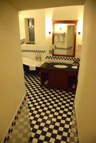 American Colony Hotel Room Bathroom Entrance