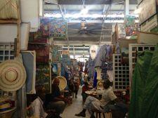 Iron Market Port-au-Prince Entrance