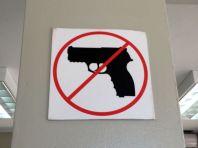 Port-au-Prince International Airport No Guns