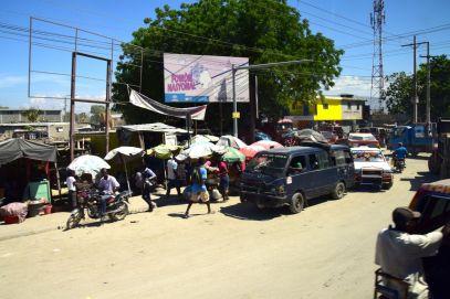 Port-au-Prince Street Scene 4
