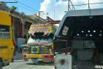 Port-au-Prince Street taxi