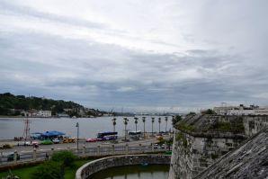 Havana Fortress San Salvador de la Punta View