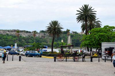 Havana Plaza de Armas View