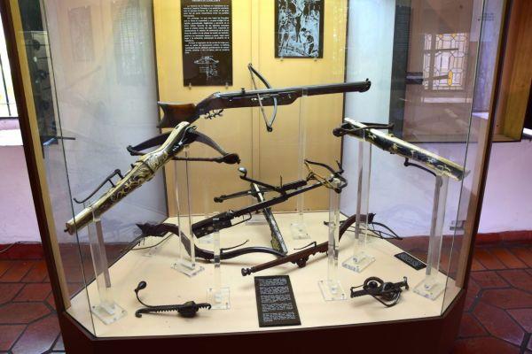 Museo de las Casas Reales Arms