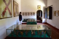 Museo de las Casas Reales Display