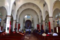 Puerto Plata Church Interior