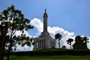 Santiago de los Caballeros Monumento a Los Héroes de la Restauración
