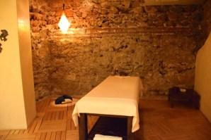 Arena di Serdica Ruins Spa Table