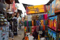 Arusha Maasai Market Paintings