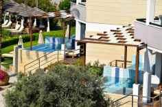 Asimina Suites Hotel Pool Terraces