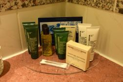 Athenee Palace Hilton Room Amenities