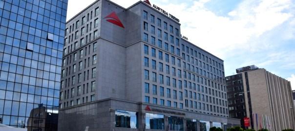 Austria Trend Hotel Header