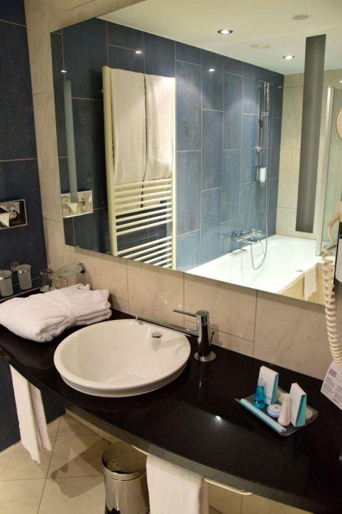 Austria Trend Hotel Room Sink