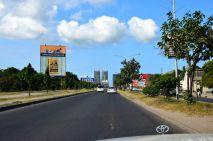 Dar es Salaam Street to Downtown