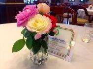 Dinasty Hotel Tirana Restaurant Flower