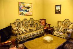 Dinasty Hotel Tirana Room Couch