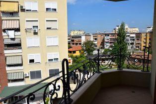 Dinasty Hotel Tirana Room Terrace
