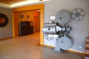 Divani Hotel Lobby Display
