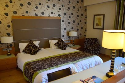 Divani Hotel Room