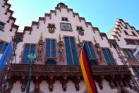 Frankfurt Römerberg Building
