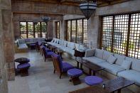 Grand Hyatt Amman Restaurant