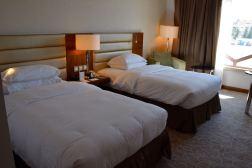 Grand Hyatt Amman Room Bed 2