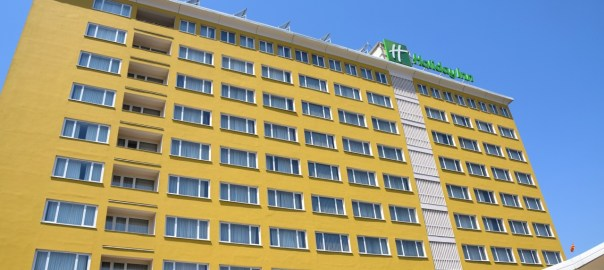 Holiday Inn Skopje Header