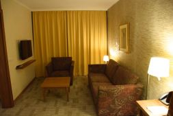 Holiday Inn Skopje Room Lounge