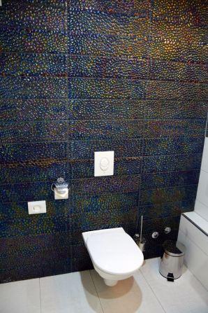Hotel Luxe Room Toilet