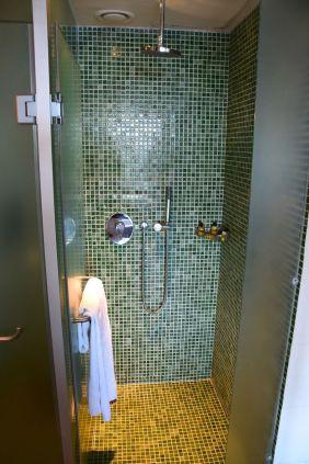 Hyatt Regency Dar es Salaam Bathroom Shower