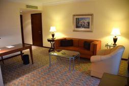 Hyatt Regency Thessaloniki Room Lounge