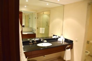 Hyatt Regency Thessaloniki Room Sink