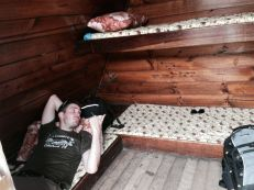 Four beds