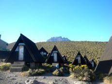 Kilimanjaro Horombo Hut Cabins