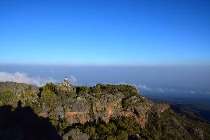 Kilimanjaro Horombo Hut View Bill