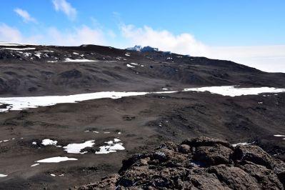 Kilimanjaro Kibo Hut Summit Hike Crater