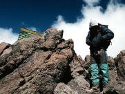 Kilimanjaro Kibo Hut Summit Hike Stella Point Bill