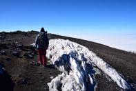 Kilimanjaro Kibo Hut Summit View Laurent