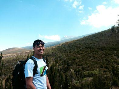 Kilimanjaro Mandara Hut Hike David