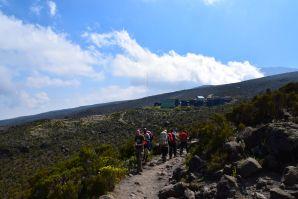Kilimanjaro Mandara Hut Hike View Path