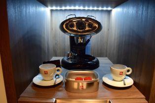 Kronwell Room Coffee Machine