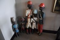Mount Meru Hotel Coffee Shoppe Sculptures