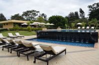 Mount Meru Hotel Pool