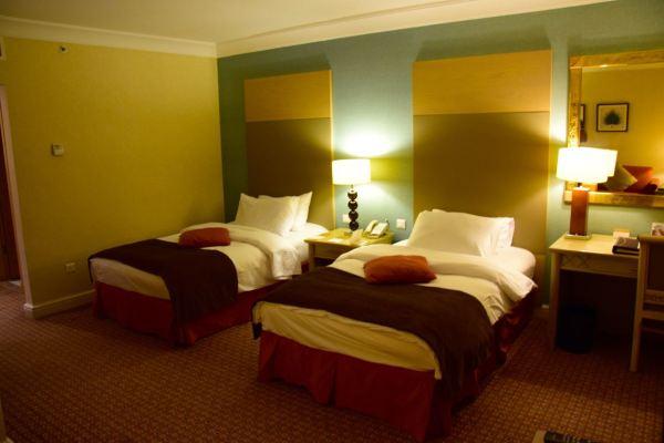 Movenpick Petra Room Beds