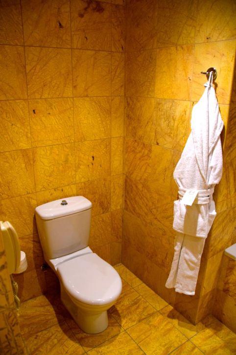 Regent Warsaw Bath Toilet