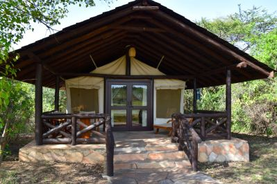 Sarova Mara Game Camp Tent