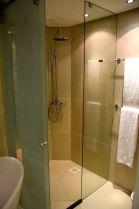Tribe Room Bathroom Shower